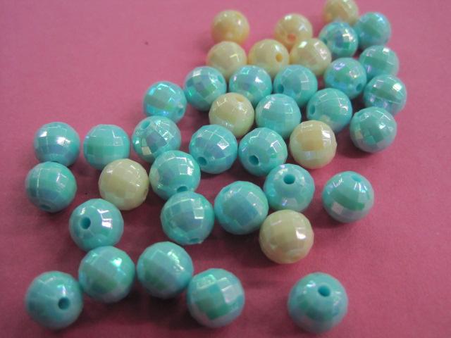 Plasti�ne perle-disco perle
