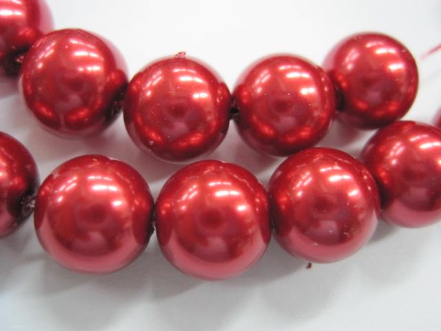 Staklene perle/biseri od 4mm