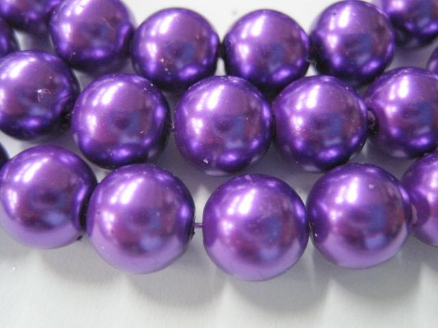 Staklene perle/biseri od 3mm.