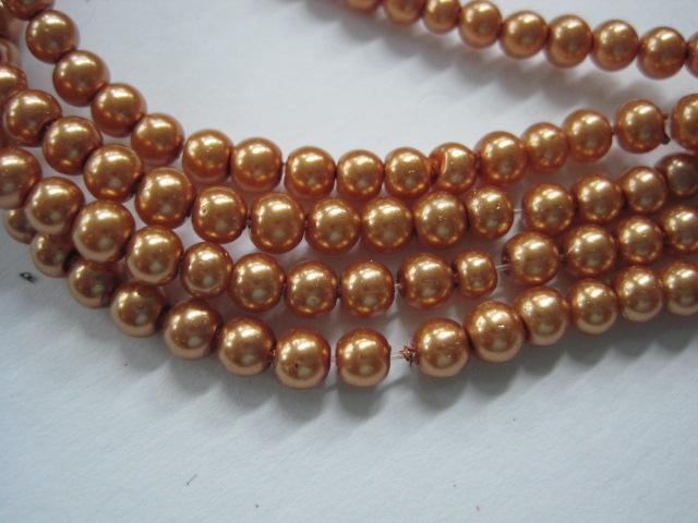 Staklene perle/biseri od 10mm.