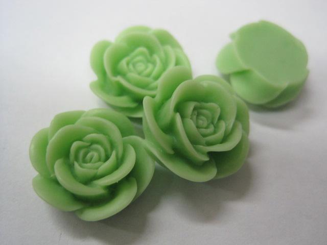 Plastične perle-cvjetići