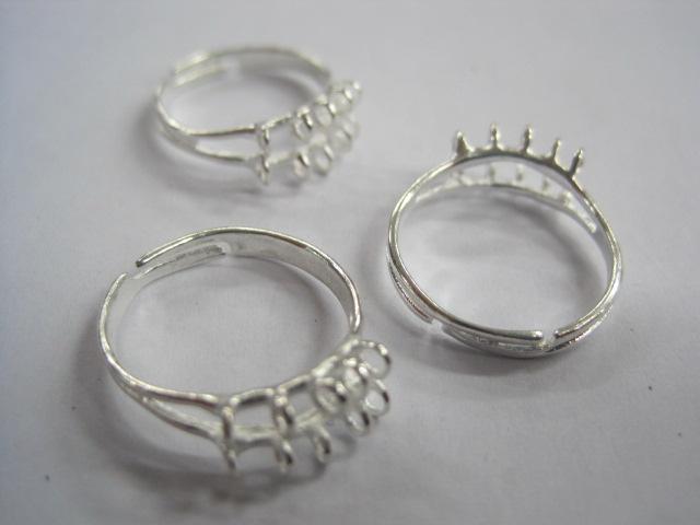 Metalne komponente-prsten